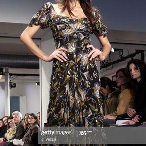 ISO!! DVF beaded maxi dress